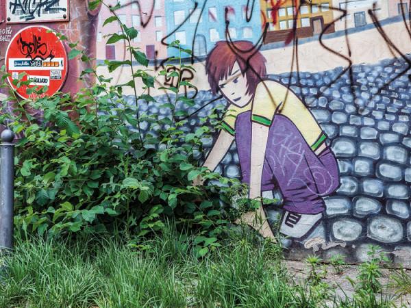 garden street art
