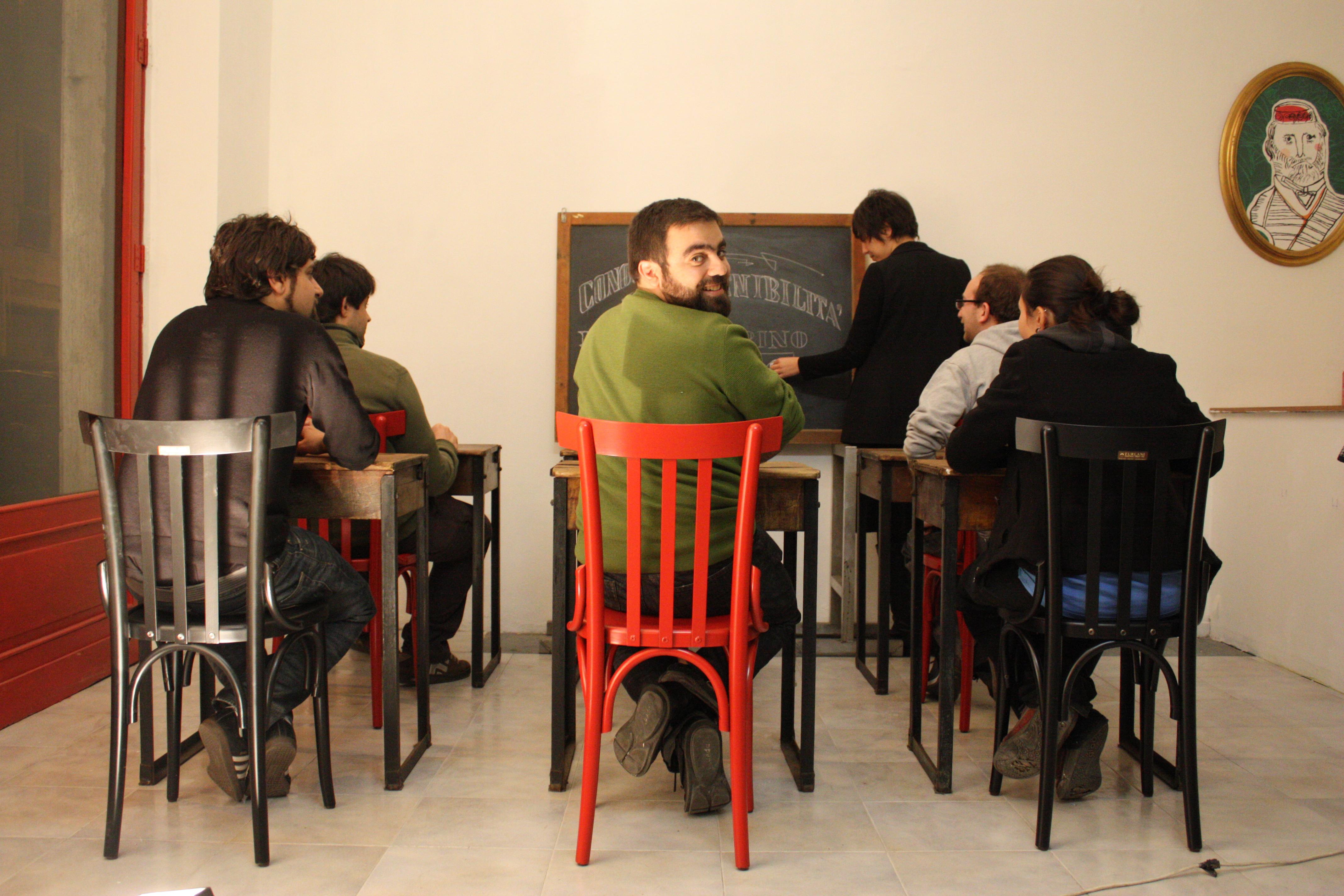 Comitato elettorale via Guastalla.