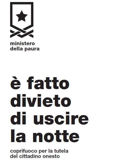 Ministero della paura 2009