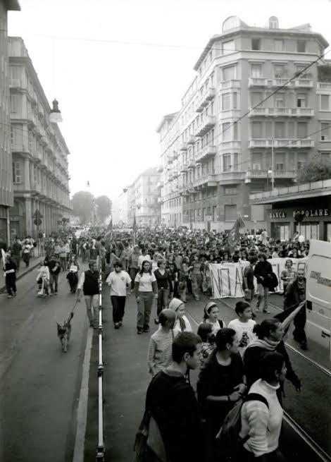 Torino contro la guerra 2003