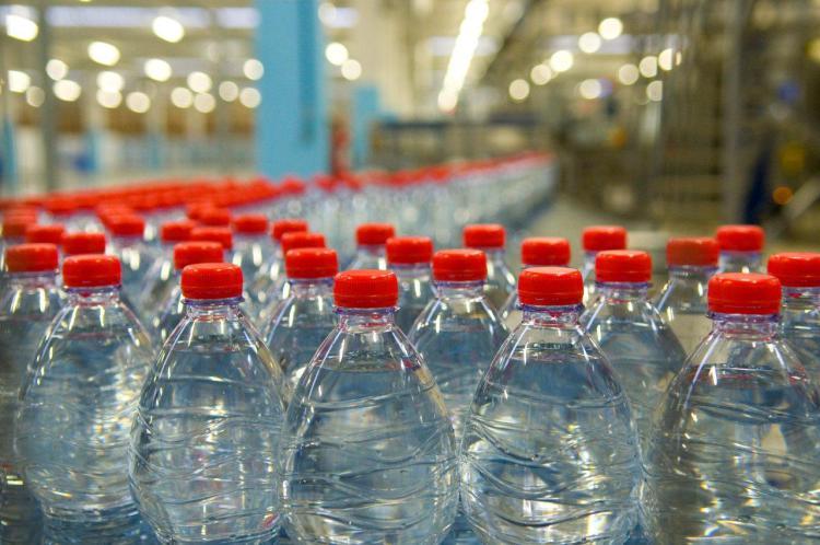 acqua bottiglia