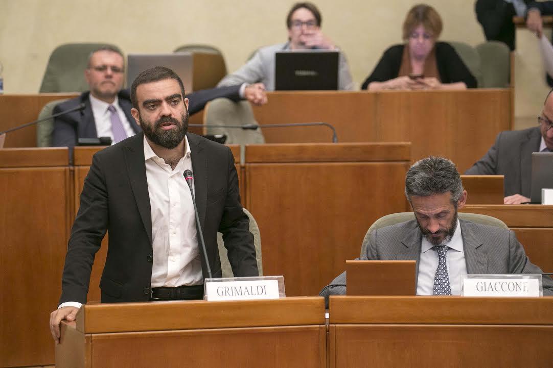 13/06/2017 - Aula Consiliare - X Legislatura - Marco Grimaldi